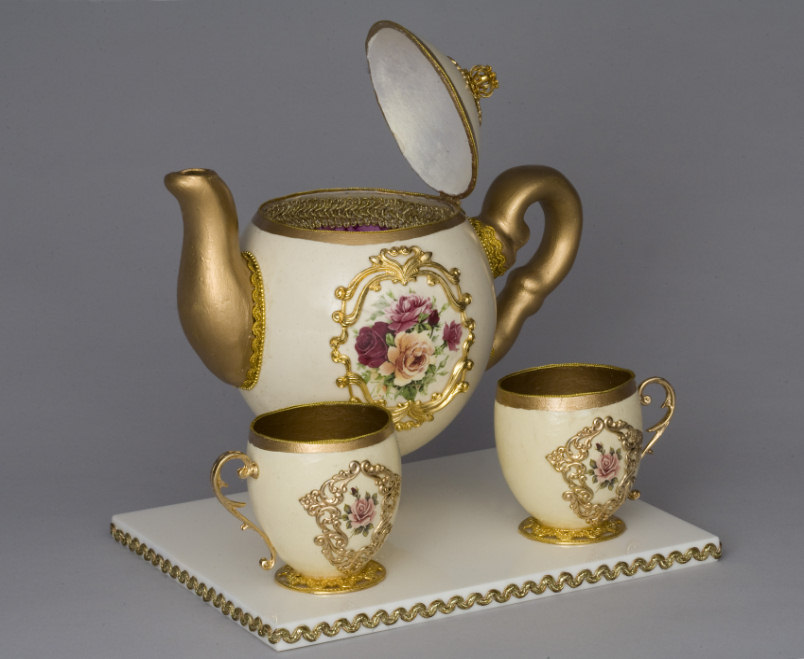 EGG TEA SET-2